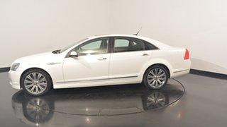 2014 Holden Caprice WN MY14 V White 6 Speed Sports Automatic Sedan.