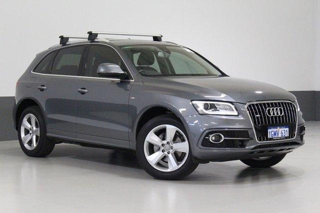 Used Audi Q5 8R MY15 2.0 TFSI Quattro, 2015 Audi Q5 8R MY15 2.0 TFSI Quattro Grey 8 Speed Automatic Wagon