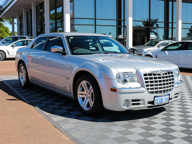 Used Chrysler 300C MY2007 HEMI, 2007 Chrysler 300C MY2007 HEMI Silver 5 Speed Sports Automatic Sedan