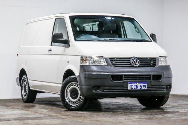 Used Volkswagen Transporter T5 MY09 Citivan Low Roof, 2009 Volkswagen Transporter T5 MY09 Citivan Low Roof White 5 Speed Manual Van