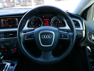 2009 Audi A5 8T MY10 Sportback S tronic quattro Grey 7 Speed Sports Automatic Dual Clutch Hatchback
