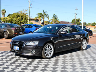 2009 Audi A5 8T MY10 Sportback S tronic quattro Grey 7 Speed Sports Automatic Dual Clutch Hatchback.