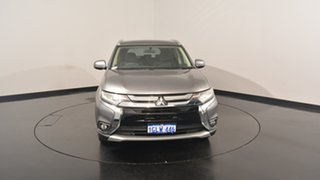 2017 Mitsubishi Outlander ZK MY17 LS 2WD Titanium 6 Speed Constant Variable Wagon