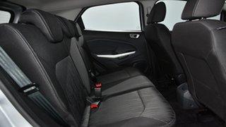 2016 Ford Ecosport BK Trend PwrShift Moondust Silver 6 Speed Sports Automatic Dual Clutch Wagon