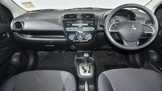 2016 Mitsubishi Mirage LA MY15 ES Purple 1 Speed Constant Variable Hatchback