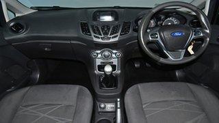 2016 Ford Fiesta WZ Ambiente Panther Black 5 Speed Manual Hatchback