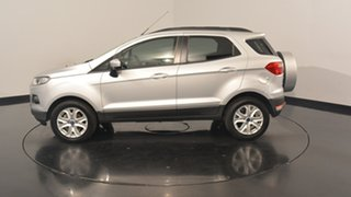 2016 Ford Ecosport BK Trend PwrShift Moondust Silver 6 Speed Sports Automatic Dual Clutch Wagon.
