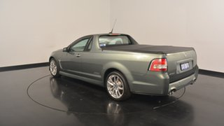 2014 Holden Ute VF MY14 SS V Ute Redline Grey 6 Speed Manual Utility.