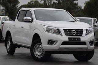 2018 Nissan Navara D23 S3 RX Polar White 7 Speed Sports Automatic Utility.