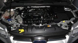 2012 Ford Focus LW MKII Ambiente Silver 5 Speed Manual Sedan
