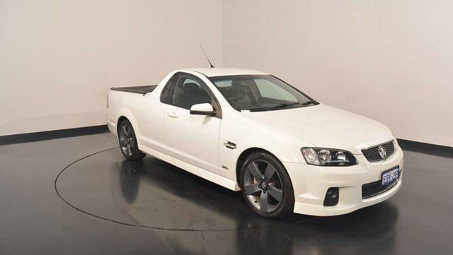 Used Holden Ute VE II MY12.5 SV6 Z Series, 2012 Holden Ute VE II MY12.5 SV6 Z Series White 6 Speed Manual Utility