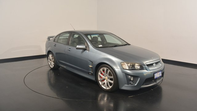 Used Holden Special Vehicles Clubsport E Series R8, 2006 Holden Special Vehicles Clubsport E Series R8 Grey 6 Speed Sports Automatic Sedan