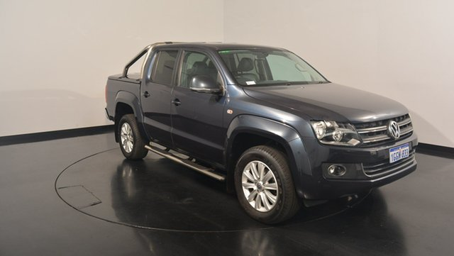 Used Volkswagen Amarok 2H MY13 TDI420 4Motion Perm Ultimate, 2013 Volkswagen Amarok 2H MY13 TDI420 4Motion Perm Ultimate Grey 8 Speed Automatic Utility