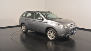 2014 Mitsubishi Outlander ZJ MY14.5 LS 2WD Titanium 6 Speed Constant Variable Wagon