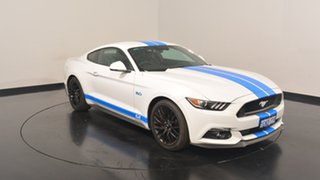 2017 Ford Mustang FM MY17 GT Fastback White 6 Speed Manual Fastback