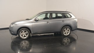 2014 Mitsubishi Outlander ZJ MY14.5 LS 2WD Titanium 6 Speed Constant Variable Wagon.