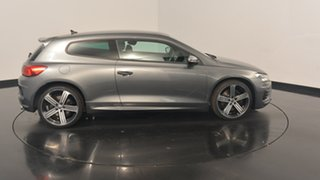 2016 Volkswagen Scirocco 1S MY16 R Coupe DSG Indium Grey 6 Speed Sports Automatic Dual Clutch