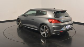 2016 Volkswagen Scirocco 1S MY16 R Coupe DSG Indium Grey 6 Speed Sports Automatic Dual Clutch.