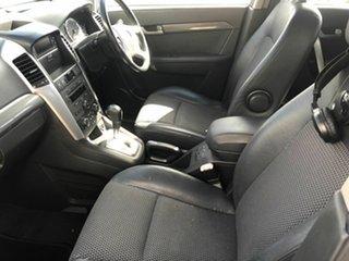 2009 Holden Captiva CG MY09 CX T/Diesel Silver 5 Speed Semi Auto Wagon