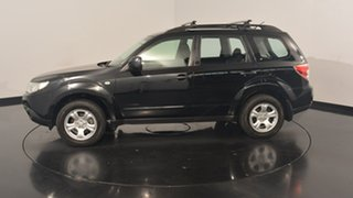 2010 Subaru Forester S3 MY10 X AWD Black 5 Speed Manual Wagon.