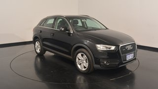 2013 Audi Q3 8U MY13 TDI S tronic quattro 7 Speed Sports Automatic Dual Clutch Wagon