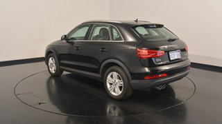 2013 Audi Q3 8U MY13 TDI S tronic quattro 7 Speed Sports Automatic Dual Clutch Wagon.