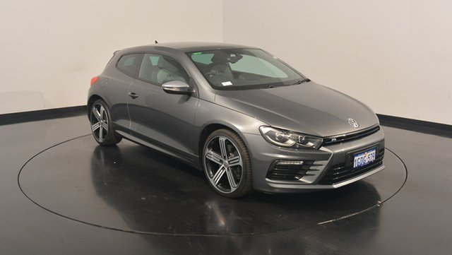 Used Volkswagen Scirocco 1S MY16 R Coupe DSG, 2016 Volkswagen Scirocco 1S MY16 R Coupe DSG Indium Grey 6 Speed Sports Automatic Dual Clutch