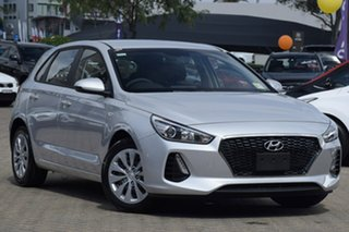 2019 Hyundai i30 PD MY19 Go Typhoon Silver 6 Speed Manual Hatchback
