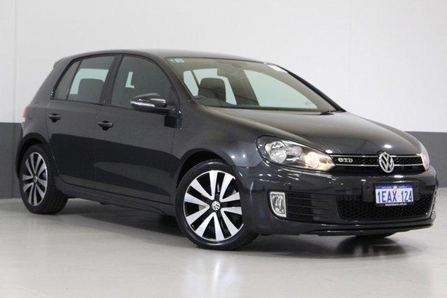 Used Volkswagen Golf 1K MY11 GTD, 2011 Volkswagen Golf 1K MY11 GTD Grey 6 Speed Direct Shift Hatchback