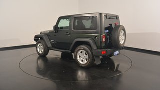 2012 Jeep Wrangler JK MY2012 Sport Green 6 Speed Manual Softtop.