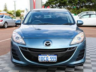 2009 Mazda 3 BL10F1 Neo Activematic Blue 5 Speed Sports Automatic Sedan.