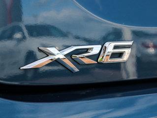 2016 Ford Falcon FG X XR6 Blue 6 Speed Sports Automatic Sedan