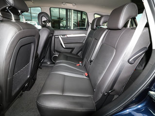 2016 Holden Captiva CG MY17 Active 2WD Blue 6 Speed Sports Automatic Wagon