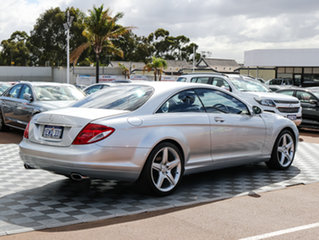 2007 Mercedes-Benz CL500 C216 Silver 7 Speed Sports Automatic Coupe
