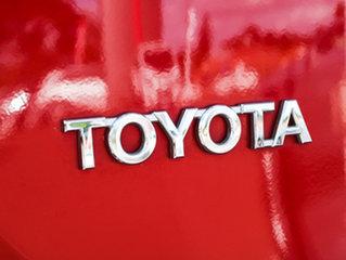 2013 Toyota RAV4 ASA44R Cruiser AWD Red 6 Speed Sports Automatic Wagon