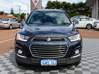 2016 Holden Captiva CG MY17 Active 2WD Blue 6 Speed Sports Automatic Wagon.