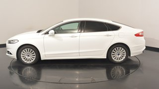 2017 Ford Mondeo MD 2017.00MY Trend SelectShift White 6 Speed Sports Automatic Hatchback.