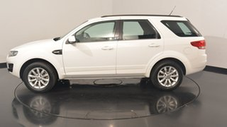 2016 Ford Territory SZ MkII TX Seq Sport Shift Winter White 6 Speed Sports Automatic Wagon.
