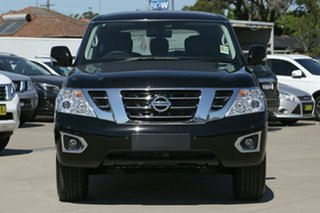 2019 Nissan Patrol Y62 Series 4 MY18 TI-L (4x4) Black 7 Speed Automatic Wagon