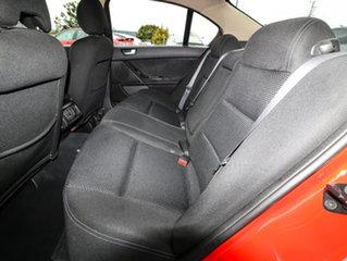 2011 Ford Falcon FG XR6 Turbo Red 6 Speed Sports Automatic Sedan
