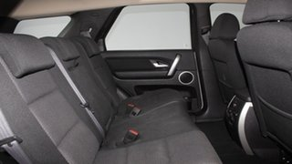 2012 Ford Territory SZ TX Seq Sport Shift RWD Limited Edition White 6 Speed Sports Automatic Wagon