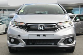 2020 Honda Jazz GF MY21 VTi-L Lunar Silver 1 Speed Constant Variable Hatchback