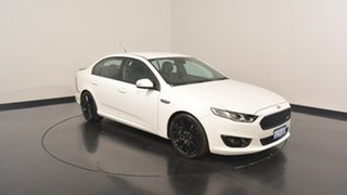 2016 Ford Falcon FG X XR6 Sprint White 6 Speed Sports Automatic Sedan