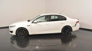2016 Ford Falcon FG X XR6 Sprint White 6 Speed Sports Automatic Sedan.