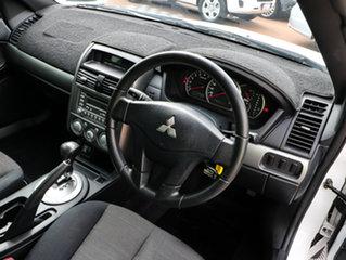 2007 Mitsubishi 380 DB Series 2 ES White 5 Speed Sports Automatic Sedan