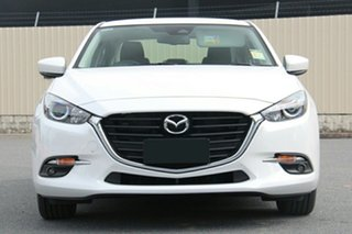 2018 Mazda 3 BN5278 Maxx SKYACTIV-Drive Sport White Pearl 6 Speed Sports Automatic Sedan