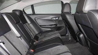 2016 Holden Commodore VF II MY16 SV6 Blue 6 Speed Sports Automatic Sedan