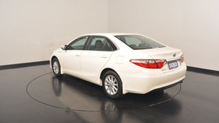 2016 Toyota Camry AVV50R Altise White 1 Speed Constant Variable Sedan.