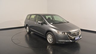 2012 Honda Odyssey 4th Gen MY12 Grey 5 Speed Sports Automatic Wagon.