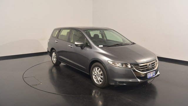 Used Honda Odyssey 4th Gen MY12 , 2012 Honda Odyssey 4th Gen MY12 Grey 5 Speed Sports Automatic Wagon